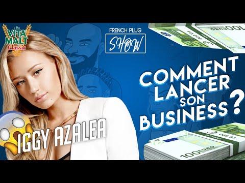 Des nudes d'Iggy Azalea fuitent, elle supprime ses réseaux sociaux - Comment lancer son business ?