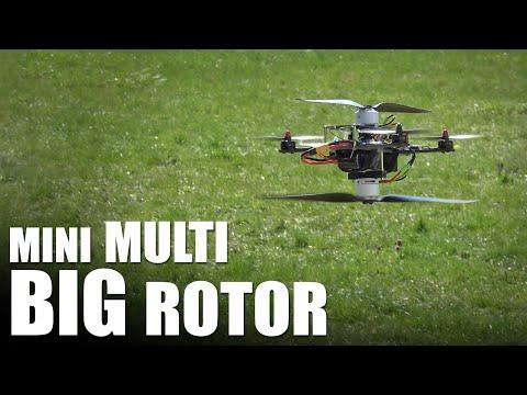 Mini Multi Big Rotor! | Flite Test