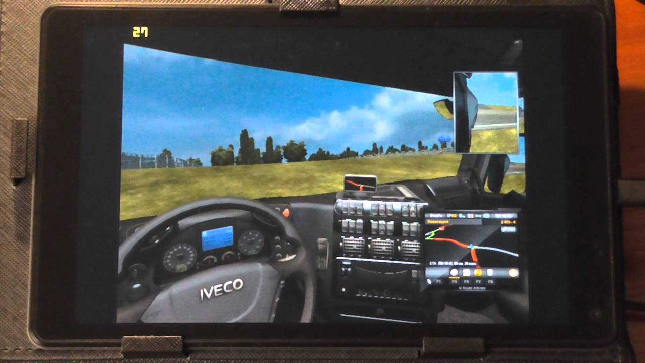 Скачать игру на планшет дальнобойщики 2.