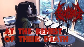 Bloodbath - At the Behest Of Their Death (Drum cover) - Victor Mendonça