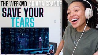 The Weeknd & Ariana Grande – Save Your Tears (Live @ 2021 iHeart Radio Music Awards) [REACTION!]