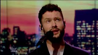 You Are The Reason - Calum Scott performs his latest hit on Live With Kelly and Ryan
