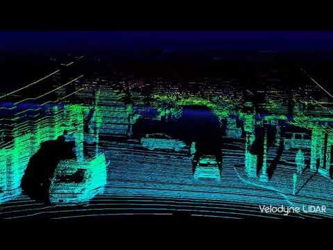 Velodyne Demonstrates Quantum Leap in LiDAR Technology