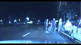 cops taser innocent man and laugh about planting drugs