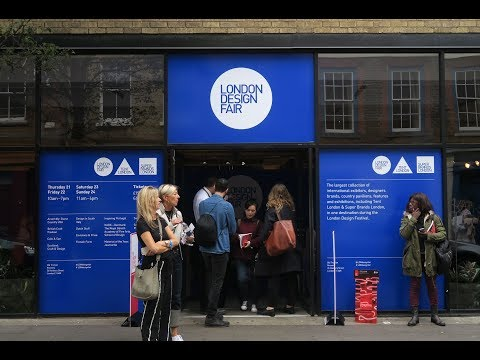 2017 London Design Festival ロンドンデザインフェスティバル
