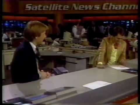 Satellite News Channel Final Broadcast Oct. 27, 1983 Part 1