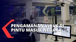 Virus Corona Menular Antarmanusia, 135 Pintu Masuk ke Indonesia Dipasangi Alat Pendeteksi