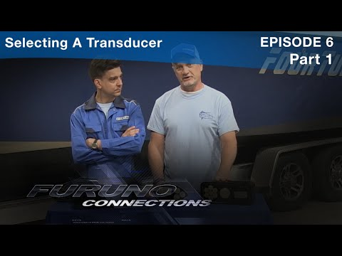 Which Is The Best Fish Finder Transducer For My Boat S1 E6 Furuno Connections