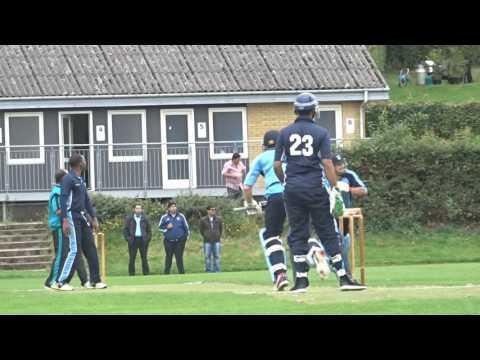 Cricket: Skanderborg v KB - Elitedivision August 3 2016