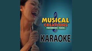I Want to Be Loved Like That (Originally Performed by Shenandoah) (Karaoke Version)