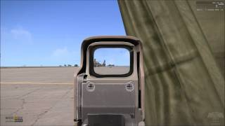 Arma 3 blowing shit up