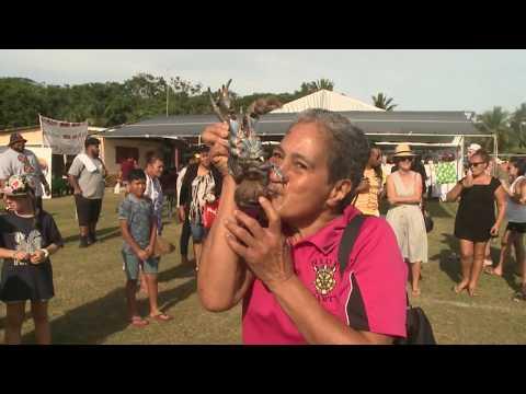 BCN News Niuean 18th May 2017