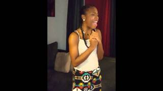And i am telling you by Jennifer Hudson cover