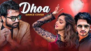 Dhoa | ধোঁয়া | Fuad feat. Imran | Ridy Sheikh | S. I. Evan | Dance cover