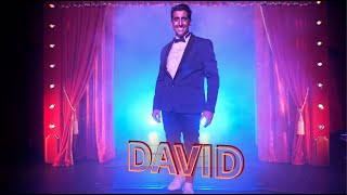 Portrait d'artiste #7 - David, magie comique