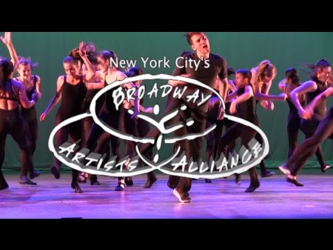 Introducing Broadway Artists Alliance of New York City!