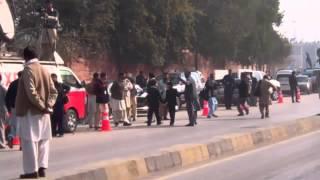Dozens of children killed in Peshawar school attack