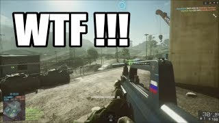 Rubber banding in BF4 at it's finest | WTF