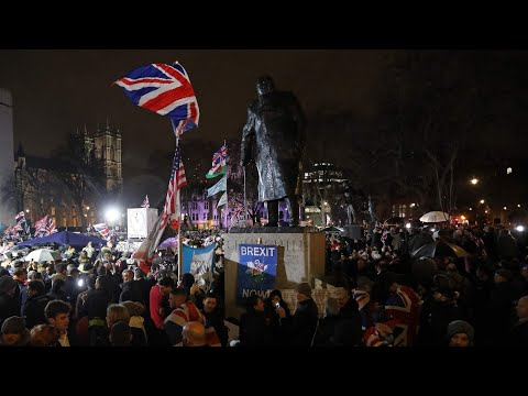 Brexit day: U.K. leaves the E.U.