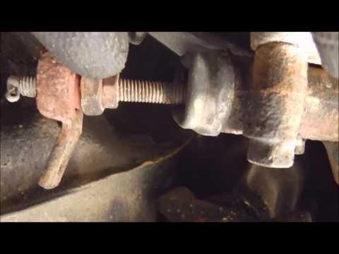Гараж 56: Регулировка сцепления ВАЗ 2107