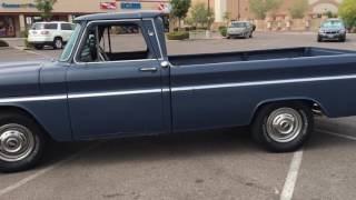 1964 gmc custom