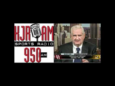 Beano Cook on I-1098 (Mitch in the Morning, 950 KJR-AM)