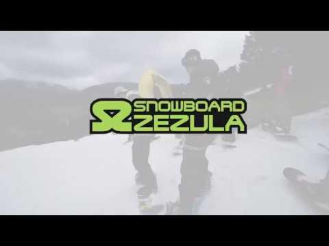 SNOWBOARD ZEZULA Tour 2018 / Trailer
