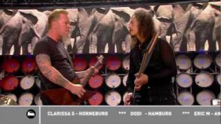 Metallica - Nothing Else Matters (Live Earth / London, 2007) HD