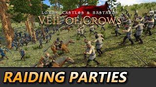 veil of Crows: Raiding Bandit, Barbarian, and Deserter Camps