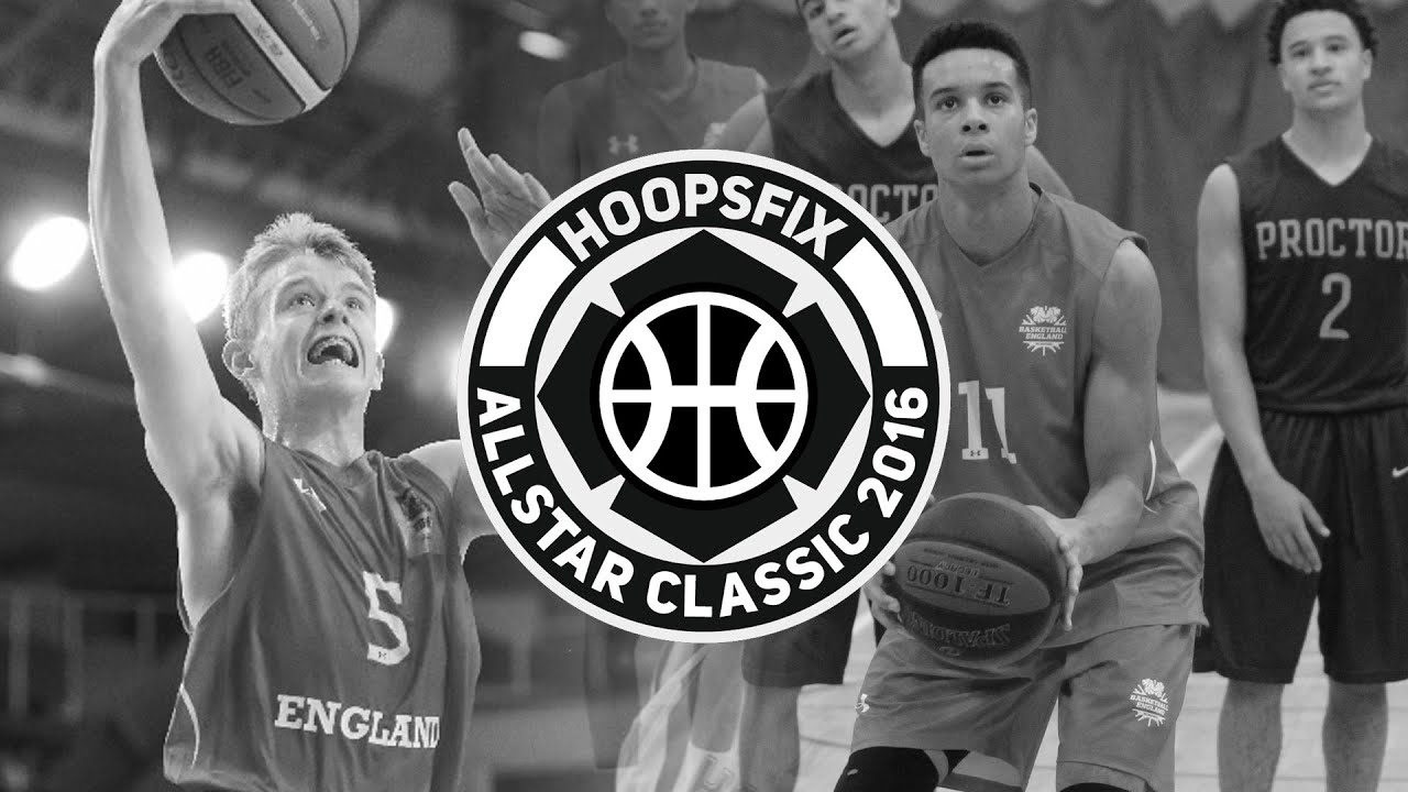 Hoopsfix All Star Classic 2016 U17 Roster Mix! Zion Tordoff, Jacob Round, Kaiyem Cleary & More