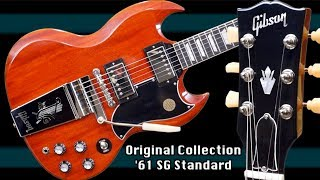 The NEW '61 SG | 2019 Gibson SG Standard Maestro Vibrola | In-Depth Review + Demo