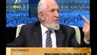 Prof. Dr. Cevat Akşit Hoca - IREM ISMI takmak doğrumu caizmi günah mı