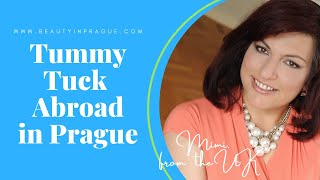 Mimi - My Tummy Tuck and Liposuction in Prague