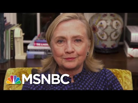 Clinton Advice To Biden: 'Don't Get Drawn Into The Craziness' | MSNBC