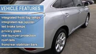2010 Lexus RX 350 - Northside Lexus - Houston, TX 77090