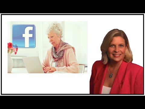 Facebook for Seniors, Grandparents & Boomers FREE Short Video Course & Preview