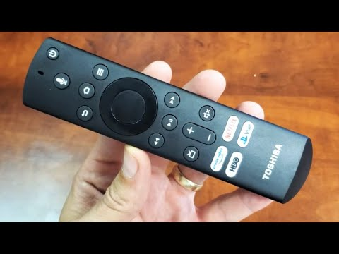 Remote Not Working On Toshiba Smart TV - Fire TV Edition? Fixed!!