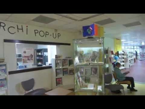 Exposition Archi pop-up aux Palais des Arts à Vannes