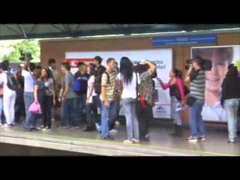 Flashmob Ideartes Metro