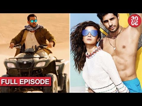 Salman Shoots In The Deserts Of Abu Dhabi |Sidharth – Alia To Star In 'Sadak's Sequel? & More