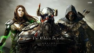 The Elder Scrolls Online Tamriel Unlimited Разбираюсь с игрой {1}