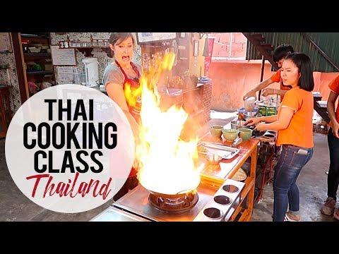 Burning Down the House: Thai Cooking Class: Chaing Mai, Thailand