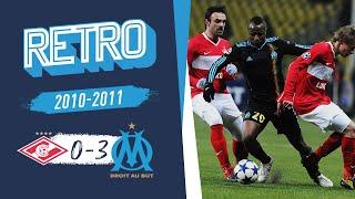 Spartak Moscou 0 - 3 OM | Retour sur un match mémorable