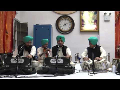 Bhai Tajinder Singh, Dimple Singh (Tohane Wale) - Dhaekh Fool Fool Foolae