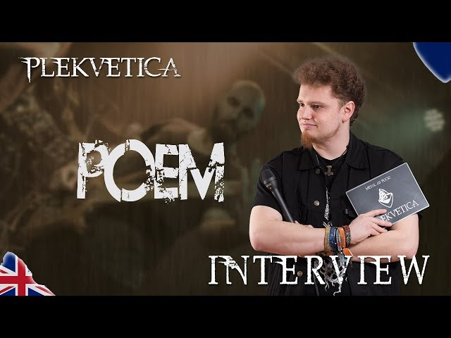 [ Interview ] POEM ( 2018 ) | Progressive Metal