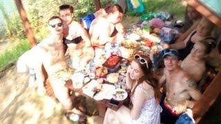 Днюшка Вики Панчук - Могилёвка (Отдых с палатками)(Отдых с палатками в Могилёвке., 2016-06-29T08:23:05.000Z)