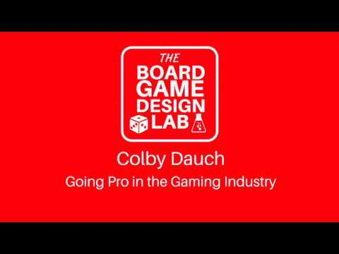 Going Pro in the Board Game Industry