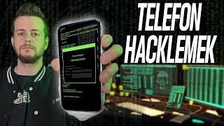 1 Dakikada Telefon Hacklemek! Bütün bilgileri ele geçirmek (#SıkıyosaYap)