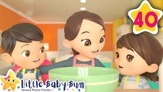 1, 2, What Shall We Do? | Fun Learning with LittleBabyBum | NurseryRhymes for Kids