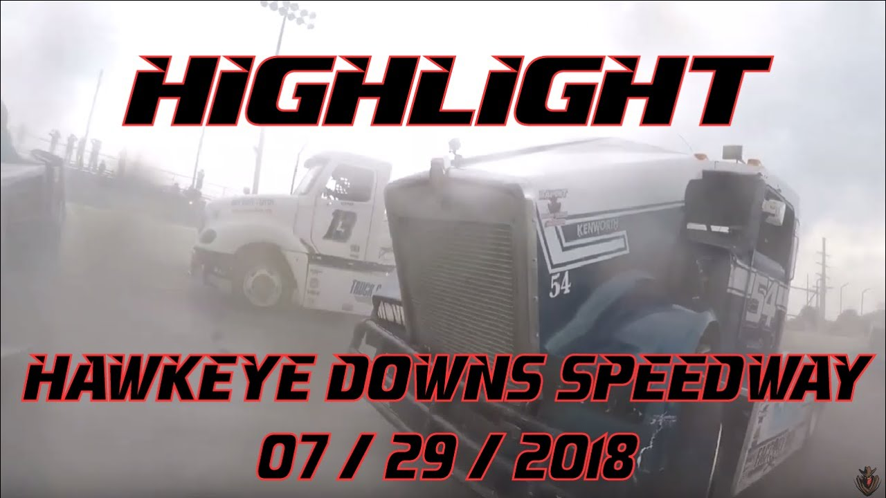 COMPLETE highlights from Hawkeye Downs - Transportation Nation Network